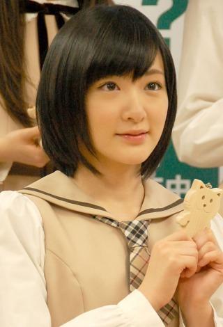 AKB48との兼任が発表された乃木坂46の生駒里奈 (C)ORICON NewS inc.