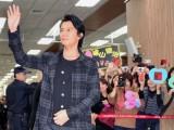 台湾で熱烈歓迎を受ける福山雅治
