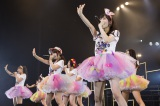 『大阪ツアー2014〜ベンチ温めてました〜』の初日公演を行ったNMB48のチームM(C)NMB48