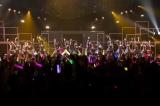 1500人が熱狂したNMB48 チームM『大阪ツアー2014〜ベンチ温めてました〜』(C)NMB48
