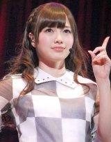 AKB48グループ大組閣の結果を受け、心境を吐露した乃木坂46の白石麻衣 (C)ORICON NewS inc.
