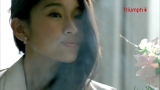 【CMカット】トリンプ『天使のブラ 極上の谷間』新CMに出演する篠原涼子