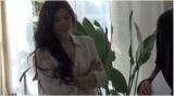 【CMメイキング】トリンプ『天使のブラ 極上の谷間』新CMに出演する篠原涼子