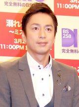 相方の熱愛についてコメントしたチュートリアル・徳井義実 (C)ORICON NewS inc.