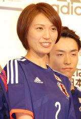 adidas『円陣プロジェクト』発足式に出席した浅尾美和 (C)ORICON NewS inc.