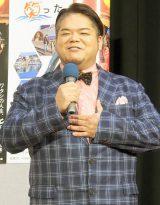 地元・高知県が舞台のドラマ『ダルマさんが笑った。』で主題歌を担当する岡本知高 (C)ORICON NewS inc.