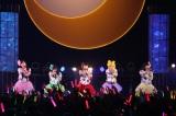 月に代わって、お仕置きよ ! ももいろクローバーZが『美少女戦士セーラームーン』の楽曲を熱唱(写真提供:MTV JAPAN)