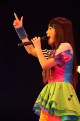 「セーラームーン大好きー!」と叫びながら登場した中川翔子(写真提供:MTV JAPAN)