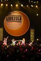 ももいろクローバーZ=『MTV LIVE 2014 supported by SHIDAX with LIVE DAM〜