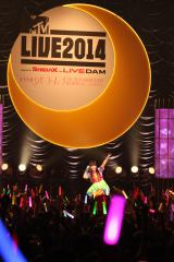 中川翔子=『MTV LIVE 2014 supported by SHIDAX with LIVE DAM〜