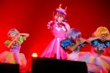 「U-EXPRESS LIVE 2014」に出演したきゃりーぱみゅぱみゅ