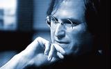 アップル社の共同設立者の一人、故・スティーブ・ジョブズ