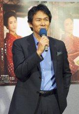 連続テレビ小説『花子とアン』で主人公の父親役を演じる伊原剛志 (C)ORICON NewS inc.