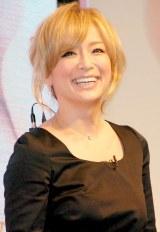 結婚した浜崎あゆみ (C)ORICON NewS inc.