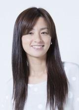初の月9主演に意気込みを語った尾野真千子