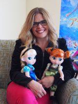 ディズニー長編アニメ初の女性監督として歴史に名を残すことになったジェニファー・リー氏。『アナと雪の女王』が監督デビュー作になる (C)ORICON NewS inc.