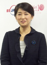 『WBS』後任の大江麻理子アナにエールを送った小谷真生子 (C)ORICON NewS inc.