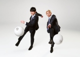 Mr.Childrenの桜井和寿とラッパー・GAKU-MCによるユニット「ウカスカジー」