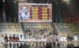 発表された新チームB=『AKB48グループ大組閣祭り』 (写真:鈴木かずなり)
