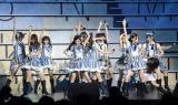 発表されたSKE48チームKII=『AKB48グループ大組閣祭り』 (C)鈴木かずなり