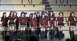 組閣発表前のチームA=『AKB48グループ大組閣祭り』 (写真:鈴木かずなり)