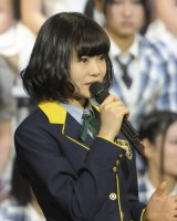 HKT48チームHのキャプテンは引き続き穴井千尋が務める(写真:鈴木かずなり)