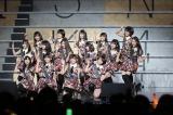 組閣発表前に行われたライブ=『AKB48グループ大組閣祭り』 (C)AKS