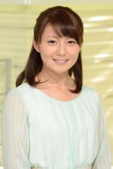 金曜キャスターを担当する久野静香アナ(C)日本テレビ
