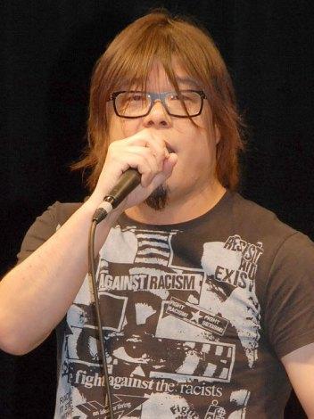 マキシマム ザ ホルモンのダイスケはん=『第6回CDショップ大賞2014』授賞式 (C)ORICON NewS inc.