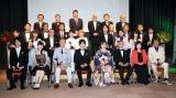 3月1日に開催された『第八回声優アワード』授賞式の模様 (C)De-View