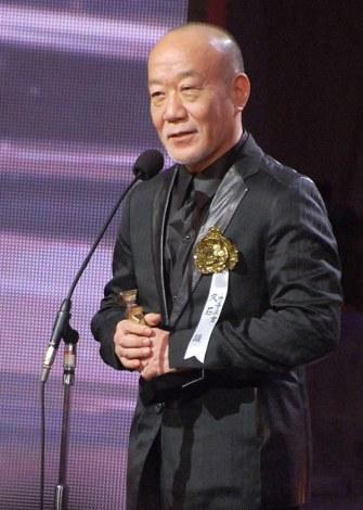 『第37回日本アカデミー賞』最優秀音楽賞を受賞した久石譲 (C)ORICON NewS inc.