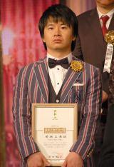 『第37回日本アカデミー賞』話題賞を受賞したオードリー・若林正恭 (C)ORICON NewS inc.
