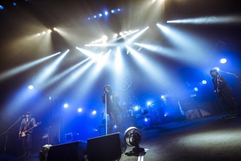約3時間のステージで全27曲を熱唱したT-BOLAN