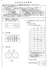 佐村河内守 身体障害者診断書・意見書(2/2)