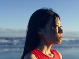 日台合作映画『1分間だけ』の日本上映版主題歌を担当する『テラスハウス』出身の住岡梨奈