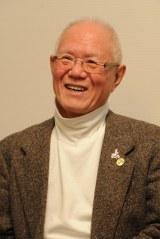 原作の『のたり松太郎』(小学館刊)の作者、ちばてつや氏(C)ちばてつや/テレビ朝日・東映アニメーション