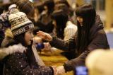 岩手県宮古市を訪れたAKB48兼NMB48の市川美織(C)AKS