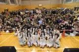 福島県南相馬市でライブを行ったAKB48グループ(テクノアカデミー浜)(C)AKS