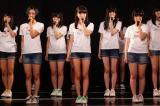 福岡・博多のHKT48劇場特別公演より(C)AKS