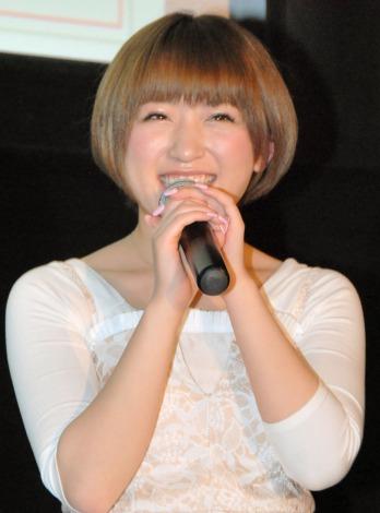 韓流10周年記念トークセッションに出席したAKB48の内田眞由美 (C)ORICON NewS inc.