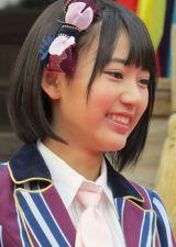 HKT48宮脇咲良=3rdシングル発表記念サプライズイベント (C)ORICON NewS inc.