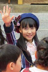 HKT48・田中美久=3rdシングル発表記念サプライズイベント (C)ORICON NewS inc.