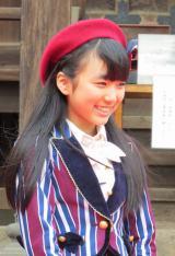 HKT48・矢吹奈子=3rdシングル発表記念サプライズイベント (C)ORICON NewS inc.