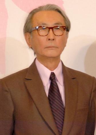 映画『春を背負って』完成披露会見に出席した木村大作監督 (C)ORICON NewS inc.