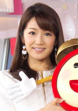 5代目『めざましテレビ』お天気キャスターを務め上げた長野美郷 (C)ORICON NewS inc.
