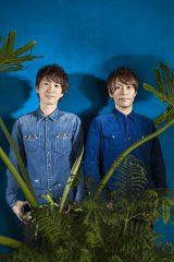 4月から『オールナイトニッポン0』水曜パーソナリティを担当するUSAGI(左から上田和寛、杉山勝彦)