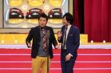 1回戦では「会話ができるスマートフォン」、決勝では「洋服屋の店員が苦手」というネタを披露した(C)NHK