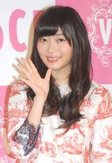 モーニング娘。コンサートを見学したHKT48の指原莉乃 (C)ORICON NewS inc.