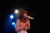 2回公演でそれぞれ8曲を披露した河西智美