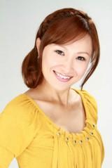 第1子妊娠を発表した釣りドル・井阪祐子